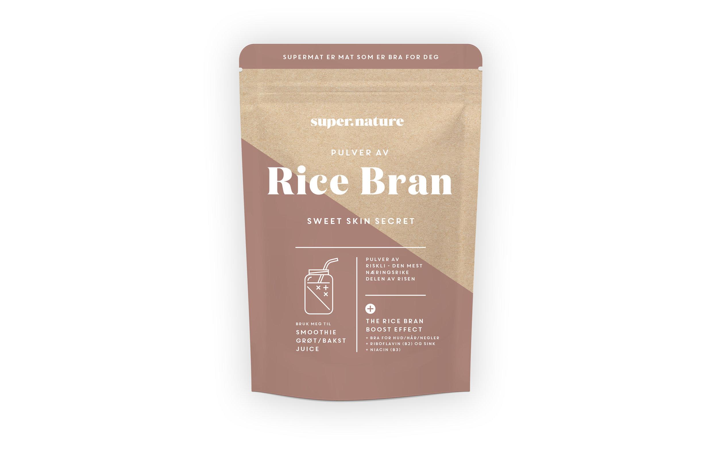 Rice Bran -