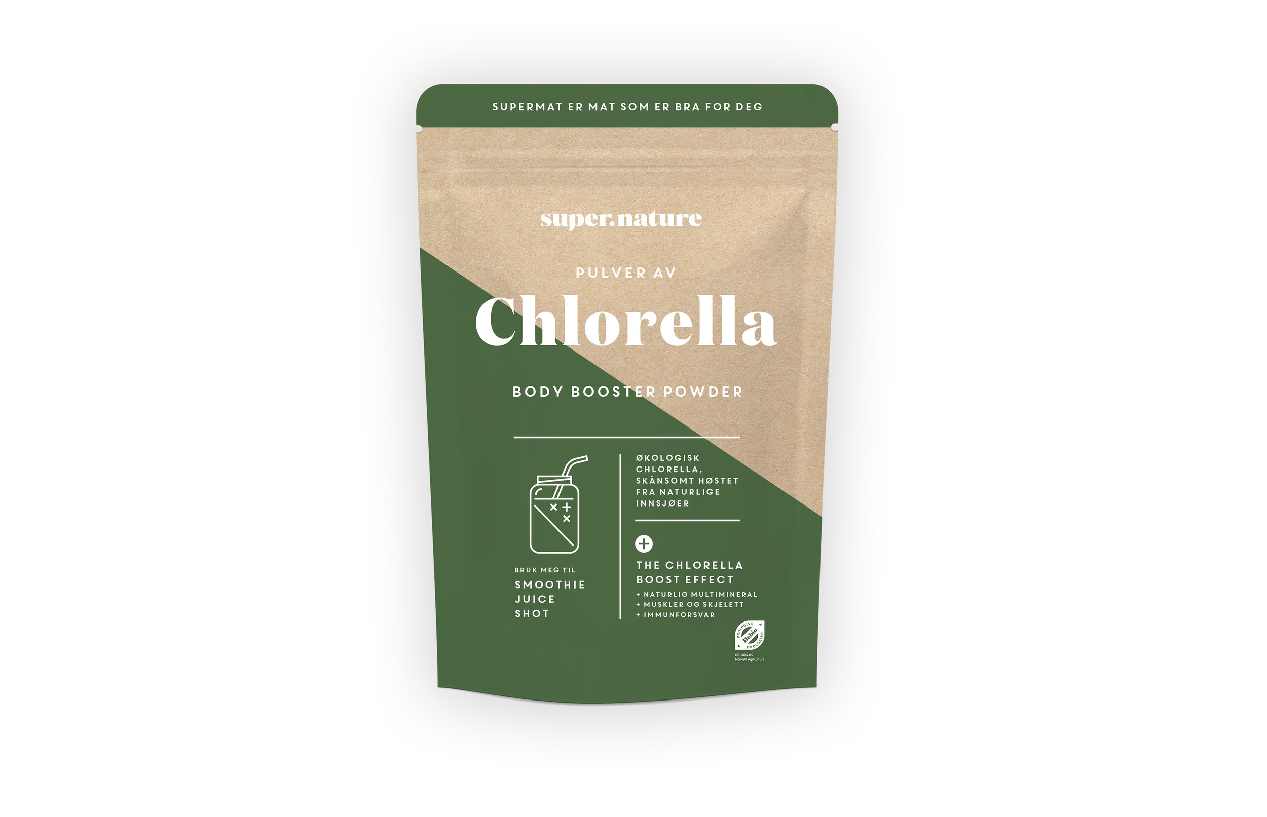 Chlorella -