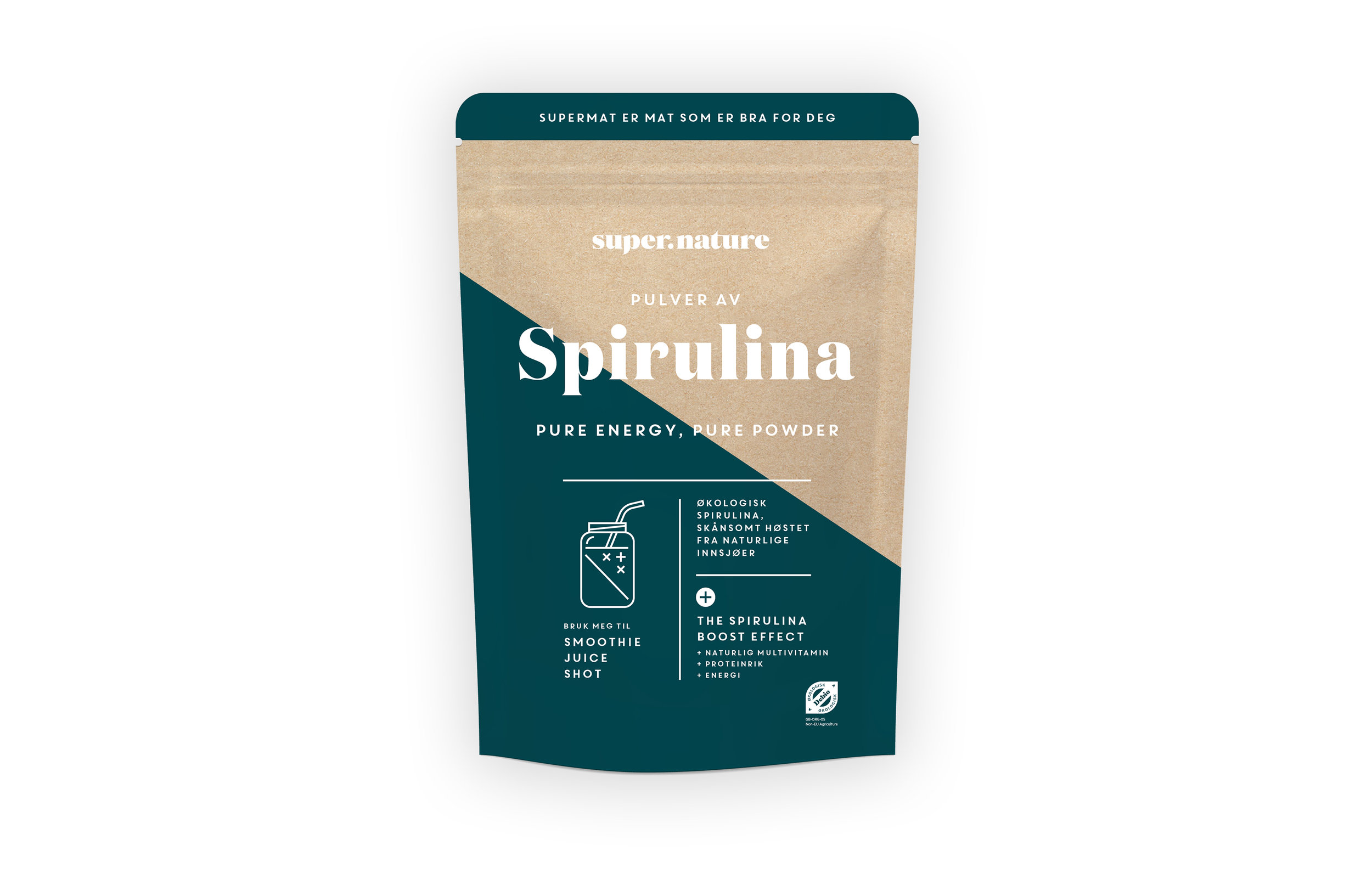 Supernature Spirulina -