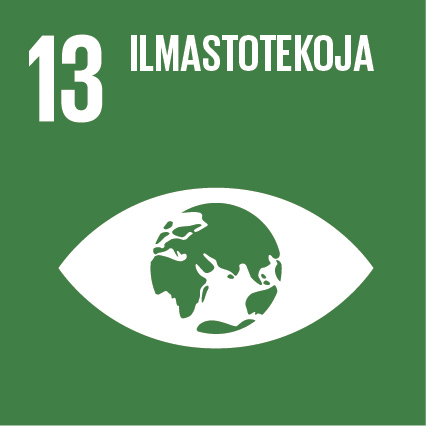 YK:n kestävän kehityksen tavoitteet Kuusamon Juusto Ilmastotekoja