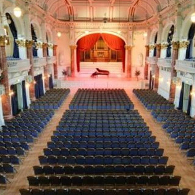 """Delighted to announce that I'm Headlining a gig at Cheltenham Town Hall on Sunday 6th October with """"My Blue"""" Project. Ticket information coming up soon. ❤️⭐️"""
