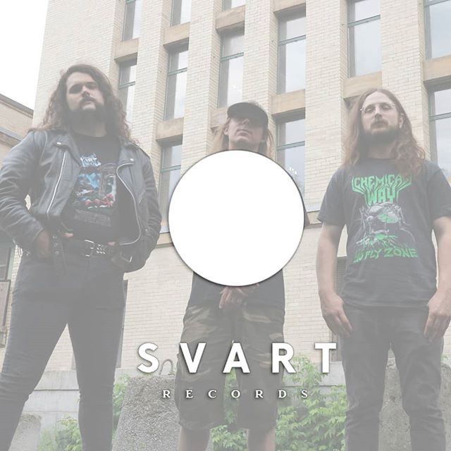 **IMPORTANT NEWS ALERT** First we would like to take this moment to thank you all for the support messages for Vincent. It's very touching and heartwarming.  That being said, we are extremely happy to announce that we have signed with Finnish label @svartrecords for the release of our second album FEAST YOUR  EYES due November 15th.  We hope that your Album of the Year list isn't closed already, because you have a serious contender coming up!  #Warsenal #thrashmetal #speedmetal #metal #heavymetal #canadianmetal #newalbum #svartrecords #finland #label #grateful #support #albumoftheyear #powertrio