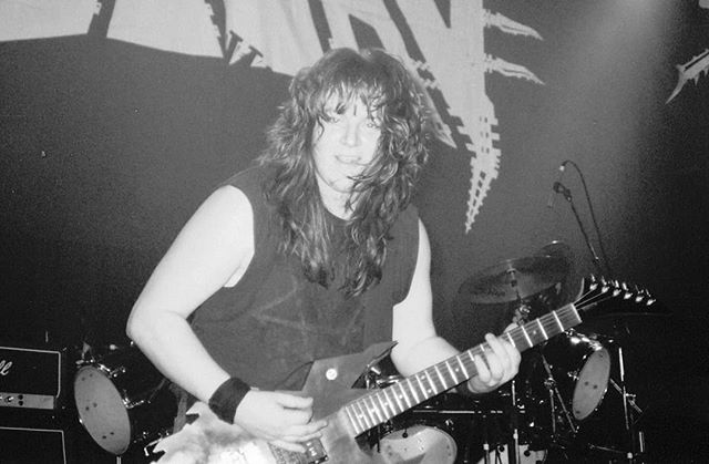"Today would have been Denis ""Piggy"" D'Amour's 60th birthday.  Gone, but never forgotten.  A genius and a prodigious source of inspiration. Voivod!  #voivod #thrashmetal #metal #heavymetal #canadianmetal #quebecmetal #piggy #rip #inspiration #happybirthday #genius #scifi"