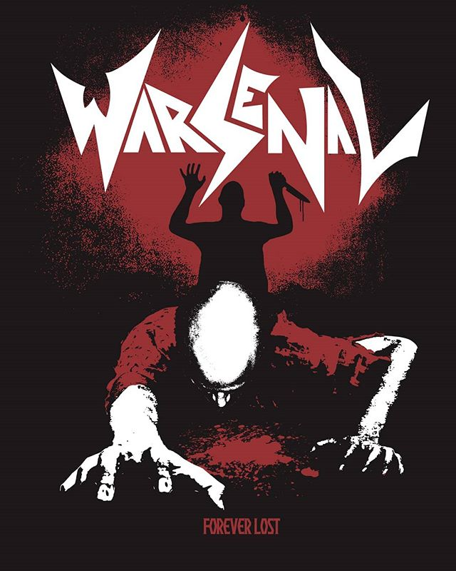 For all you Spotify maniacs our single is now available.  Digitally spin it wherever you go!  Single's artwork by @brouemastervisualdecay  #Warsenal #thrashmetal #speedmetal #metal #heavymetal #canadianmetal #newmusic #music #newalbum #svartrecords #quebecmetal #single #forever #lost #spotify #shadow #digital #maniacs