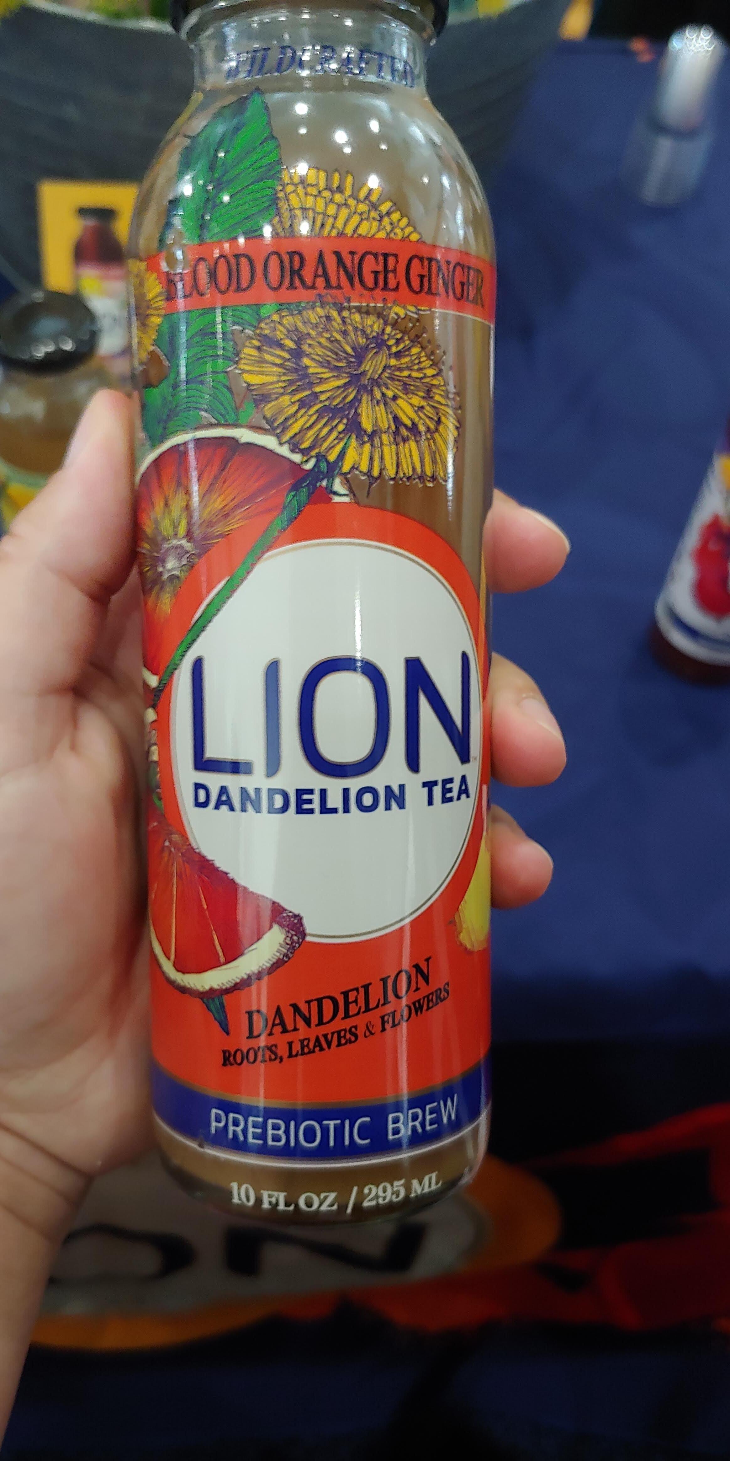 Delicious bitter tea of dandelion leaf & root.