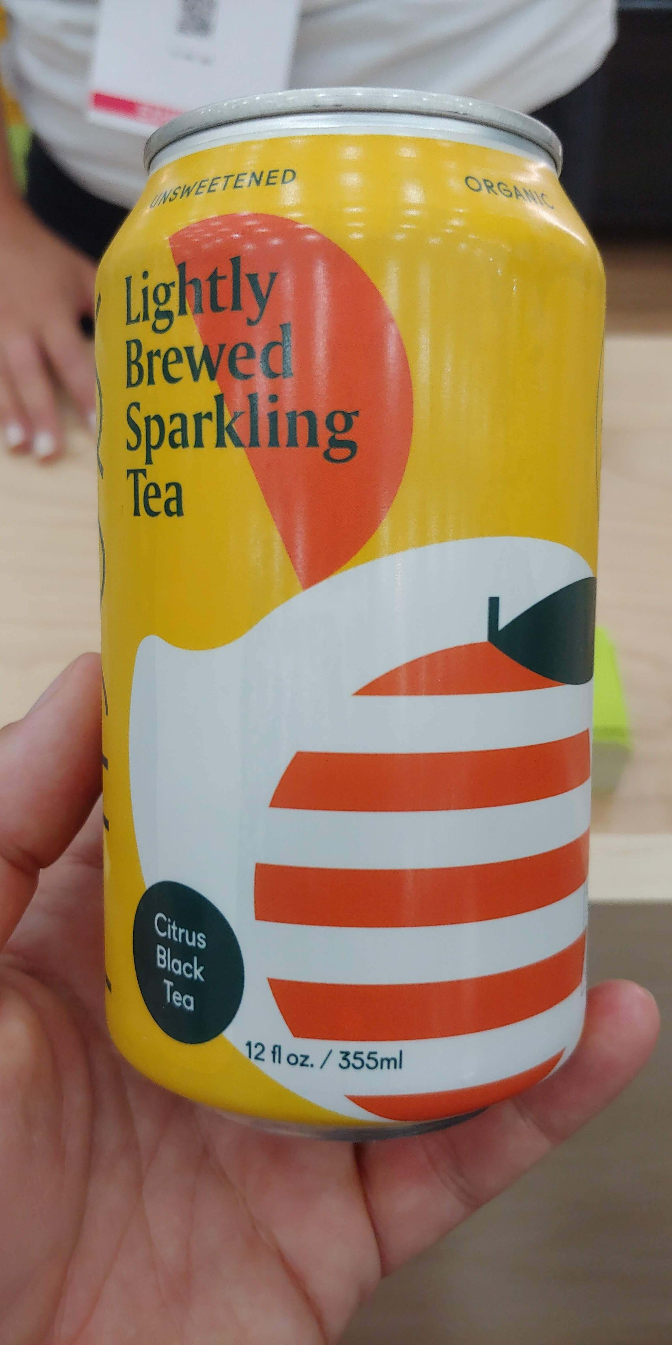 Loved these sparkling teas - no BPA