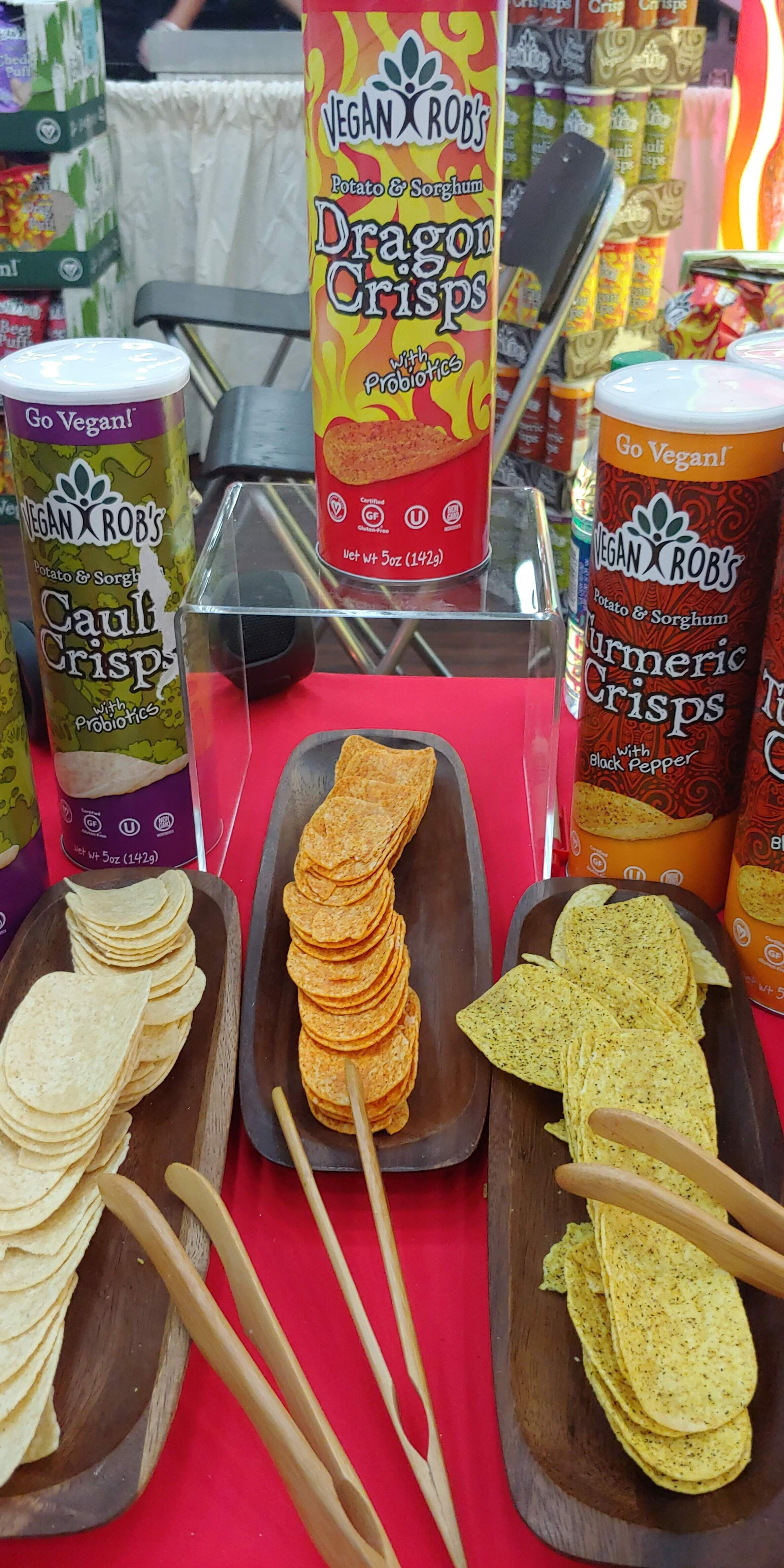 Perfect for Pringles lovers and delish!