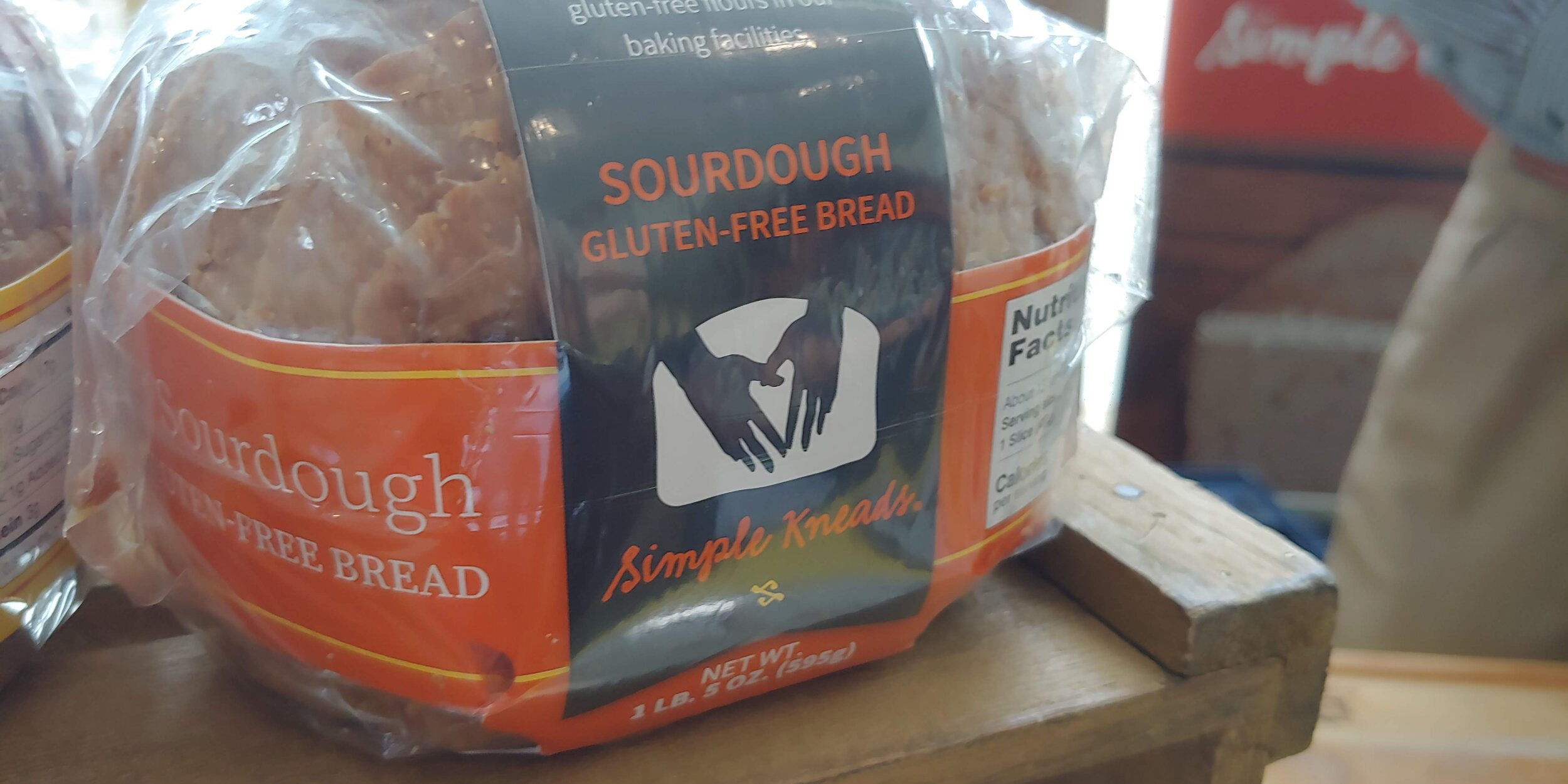 I like gluten....and this GF bread is AMAZING