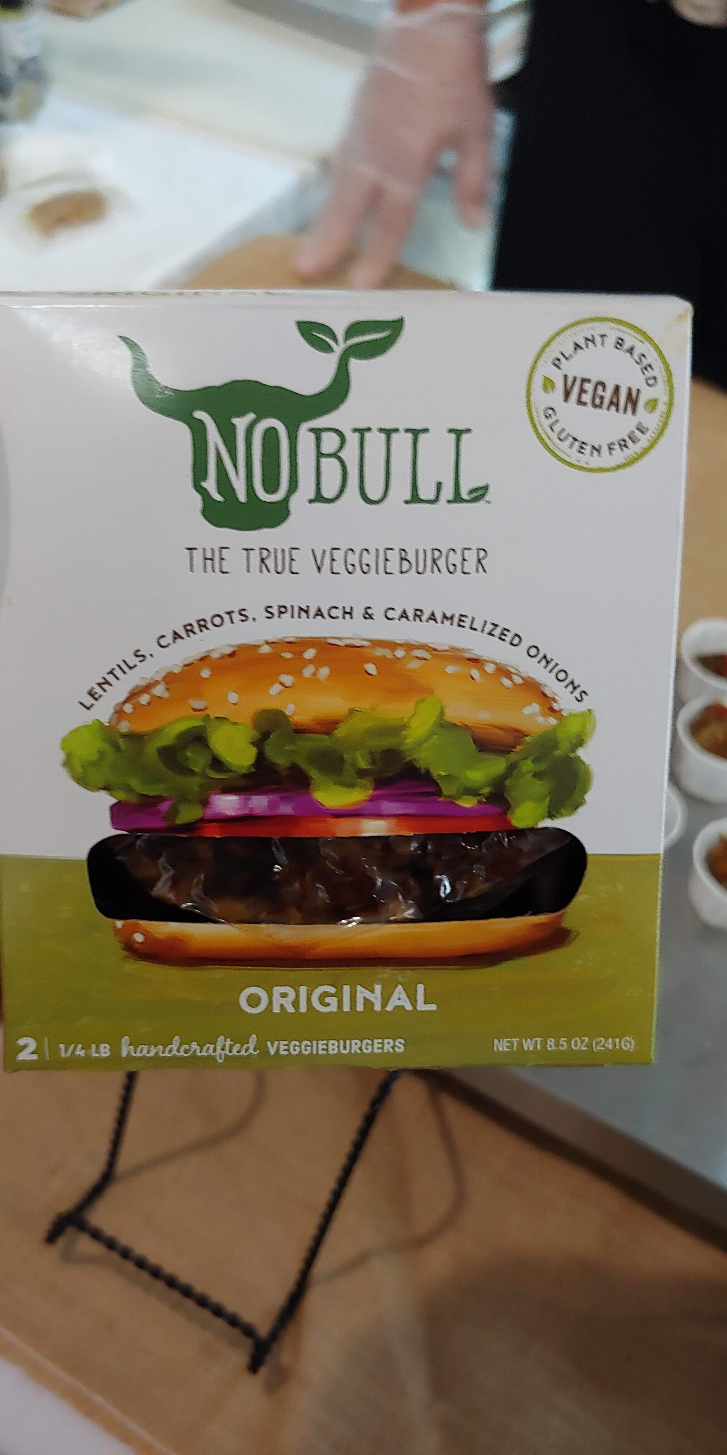 Whole food delicious burgers