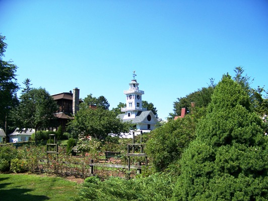Boothe Memorial Park -