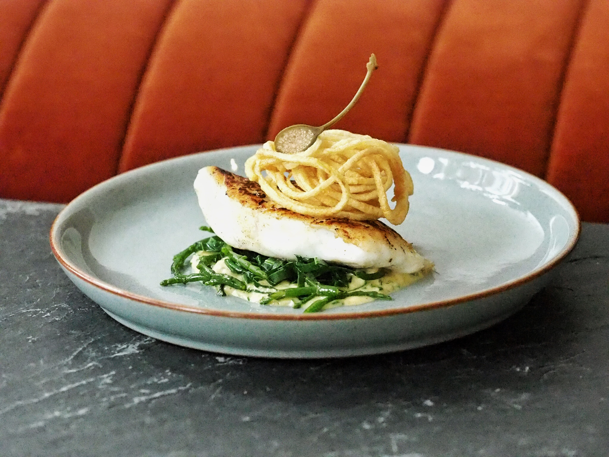 18th September - Food from the sea (3 hrs) 18:30-21:30£125
