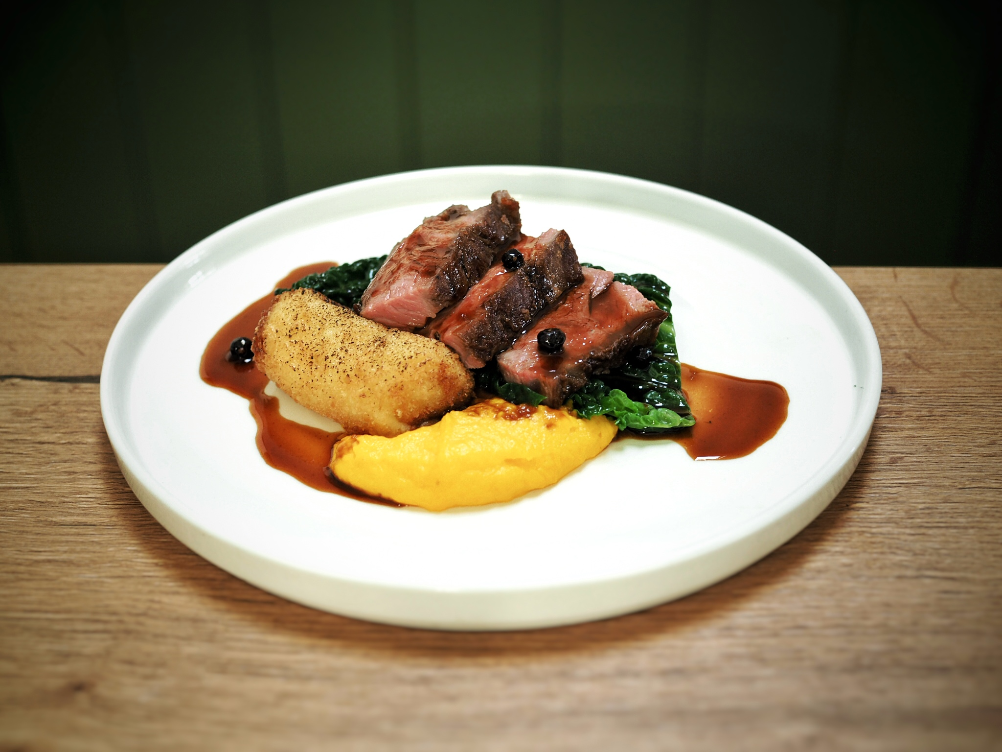 25th September - Food from the land (3 hrs) 18:30-21:30£125- 2 spaces left