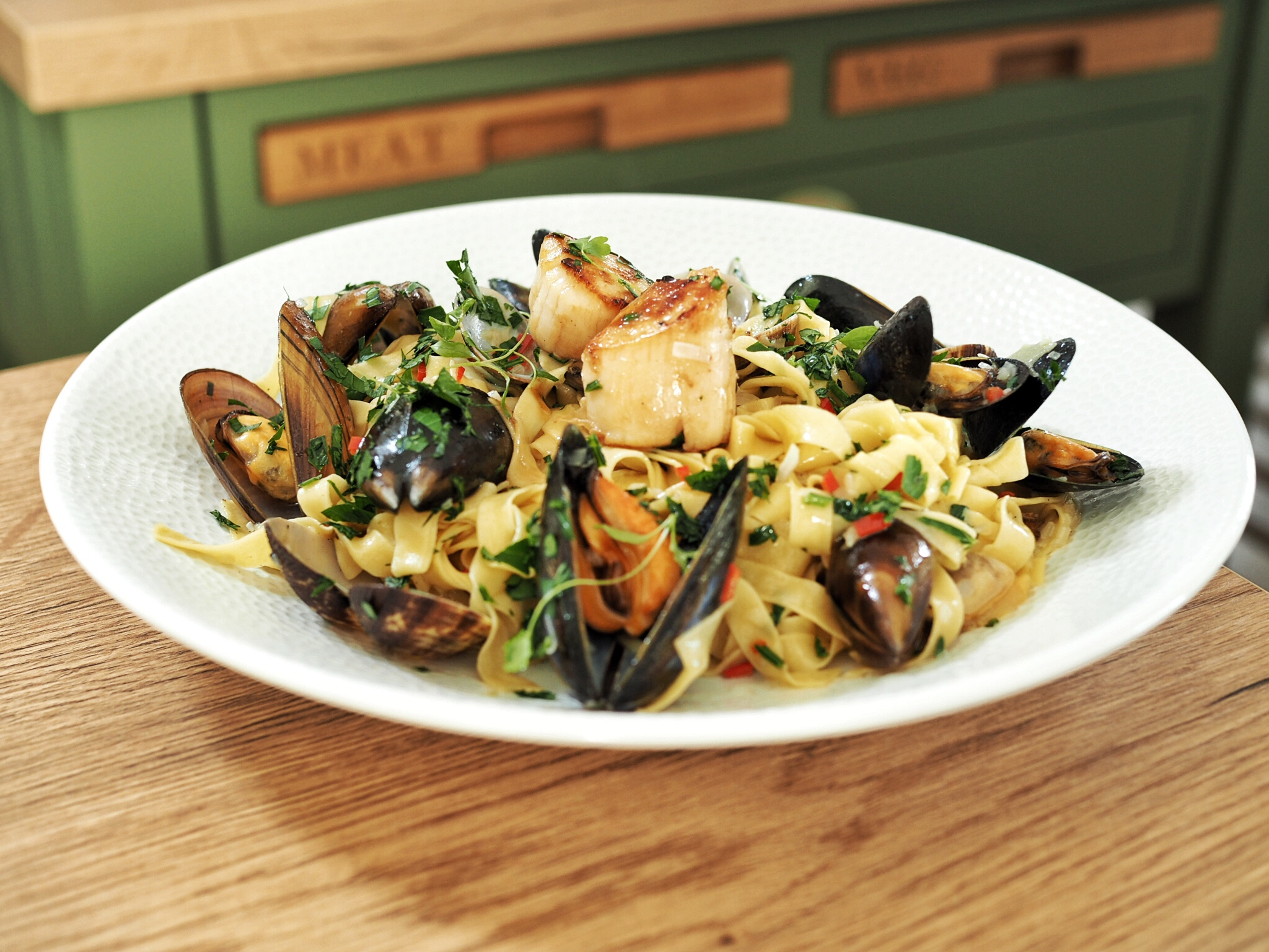 30th October - Food from the Sea (3 hrs) 18:30-21:30£125
