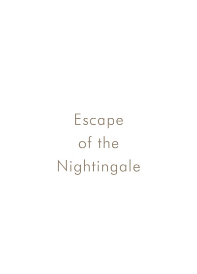 Escape of the Nightingale Banner Image