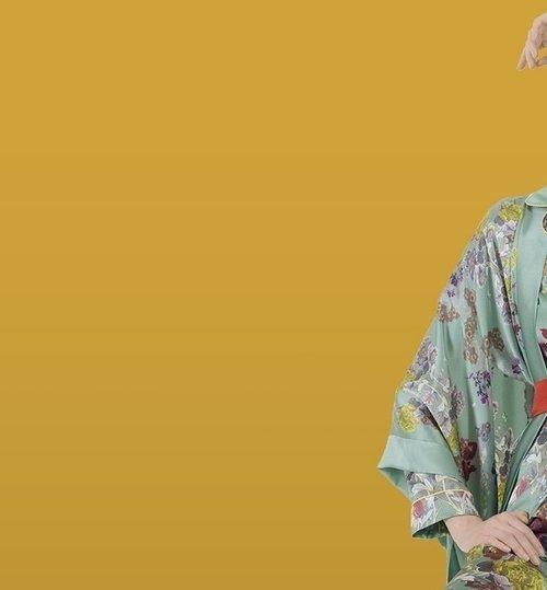 Meng womenswear loungwear luxury silk printed kimono 8-PP.jpg