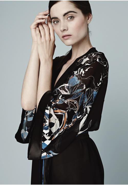 Meng-loungewear-luxury-womenswear-silk-prints-fashion-handdrawn-watercolour-detailed-abstract-4-black-red-kimono.jpg