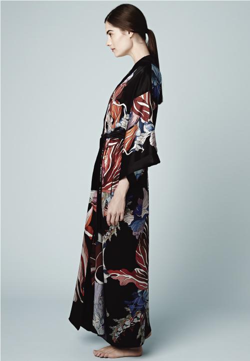 Meng-loungewear-luxury-womenswear-silk-prints-fashion-handdrawn-watercolour-detailed-abstract-11-black-red-kimono.jpg