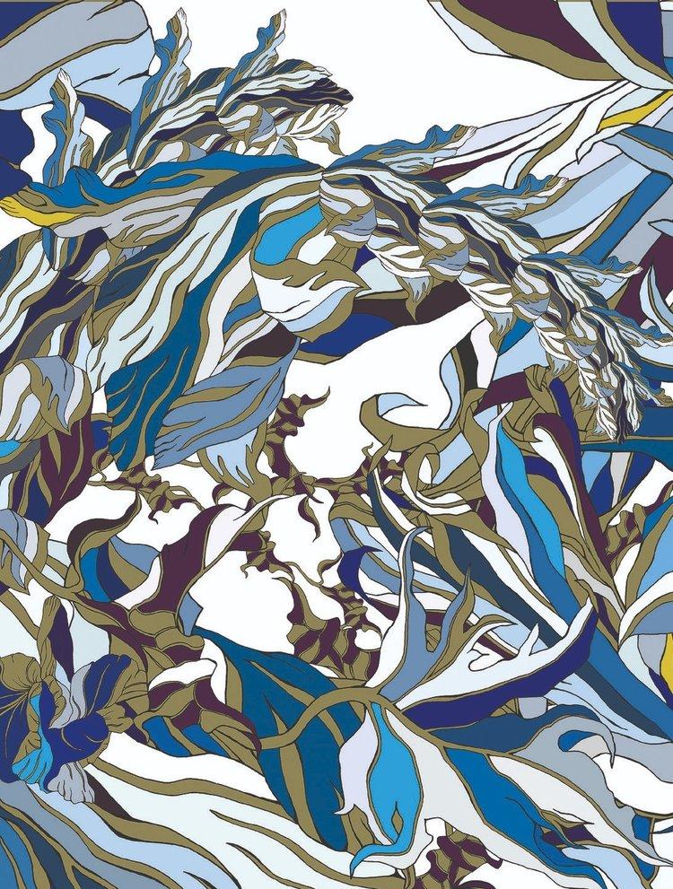 Meng-Loungewear-luxury-printed-silk-art-oriental-watercolour-white-blue-green-RF.jpg