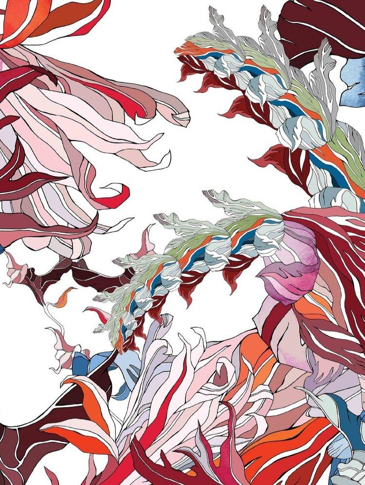 Meng-Loungewear-luxury-printed-silk-art-oriental-watercolour-white-red-RF.jpg