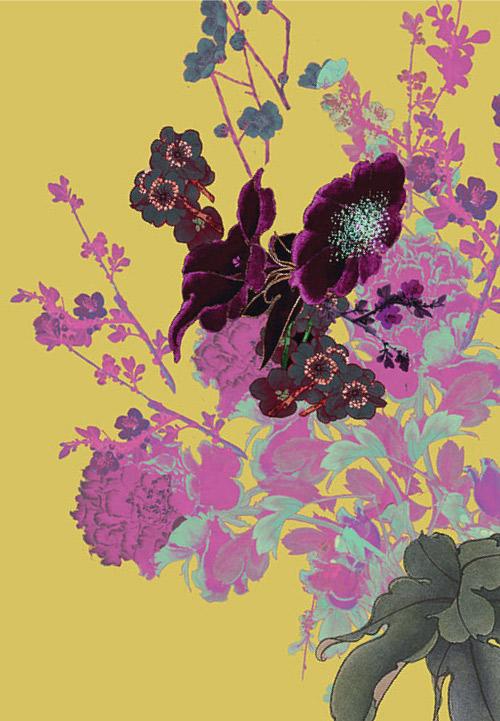 Meng-Womenswear--luxury-Loungewear-print-flowers-yellow-pink-LP.jpg