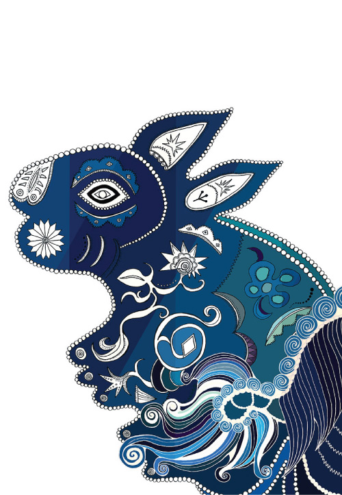 Meng-fashion-interior-zodiac-deer-dragon-animal-painted-handdrawn-watercolour-symbols-blue-navy-white-prints-details3.jpg