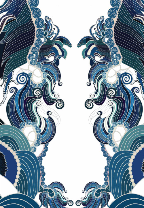 Meng-fashion-interior-zodiac-deer-dragon-animal-painted-handdrawn-watercolour-symbols-blue-navy-white-prints-details6.jpg