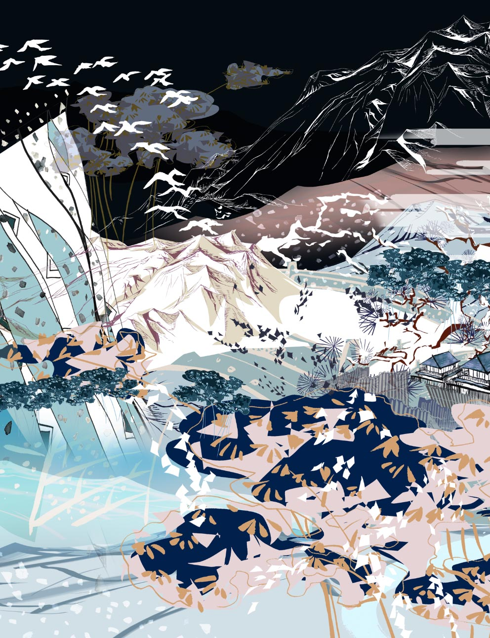 Meng-fashion-interior-landscape-painted-handdrawn-watercolour-mountaintop-sky-prints-details7black.jpg