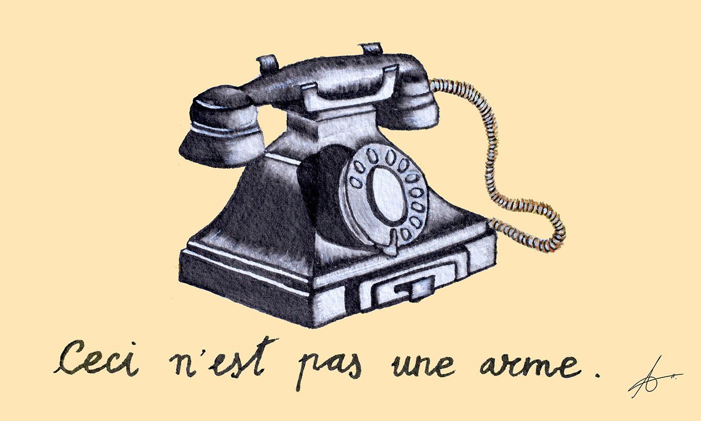Illustration by Albert Barque-Duran