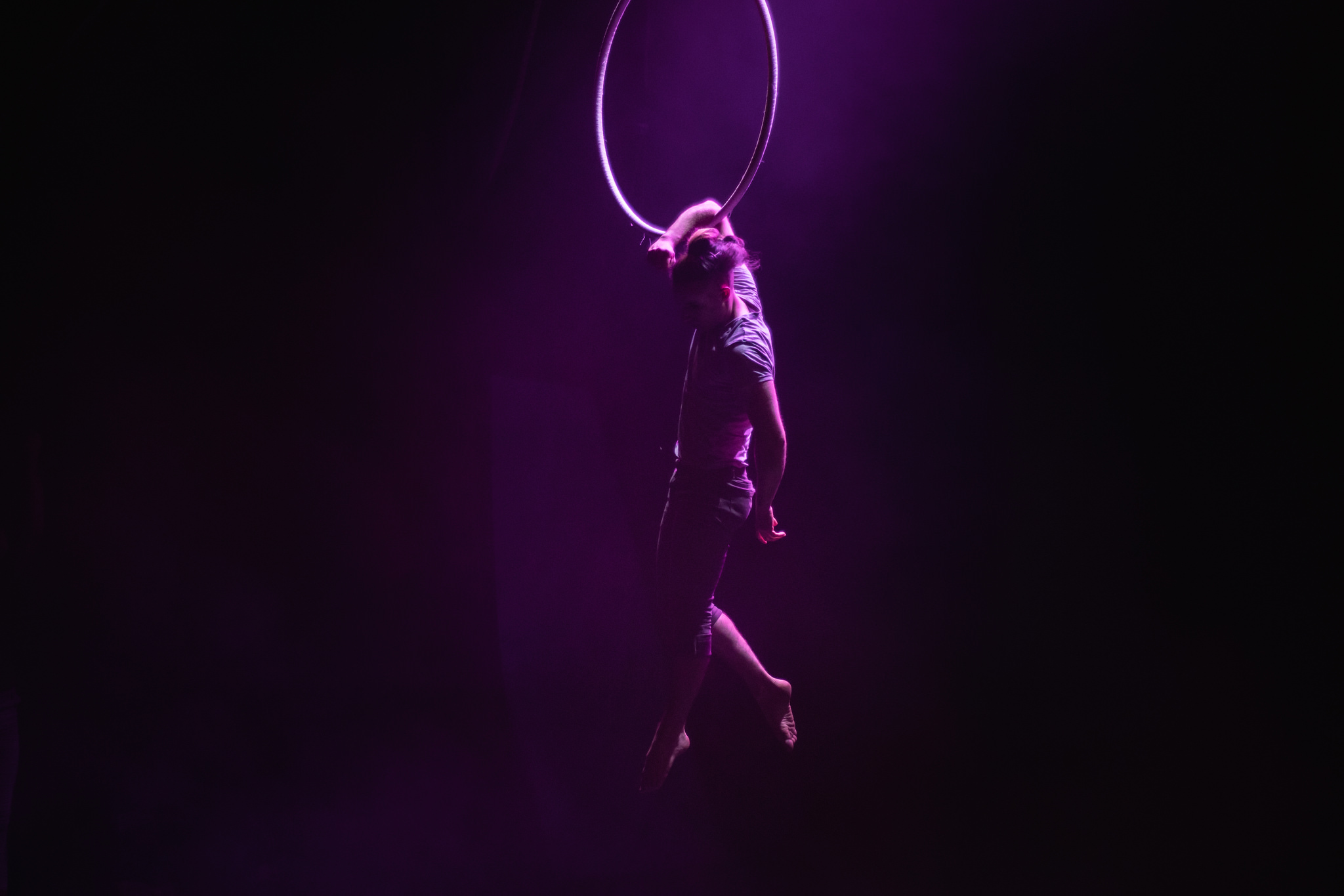Between The Lines at Braw Circus Festival | Photo by Richard Walker