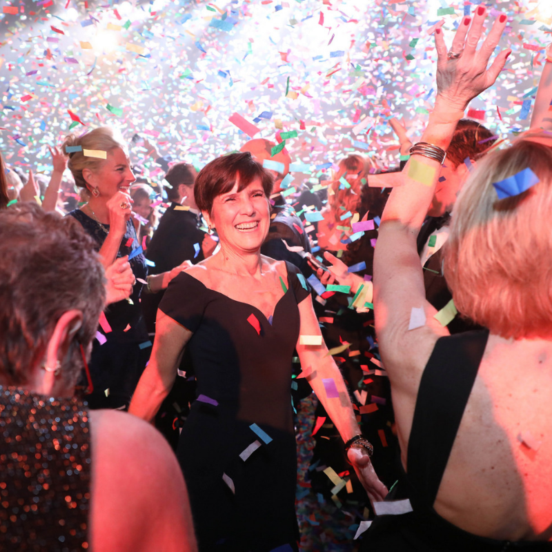 """Carnivale - """"The best party in town,"""" as it is often called, benefits our housing programs, among other services."""