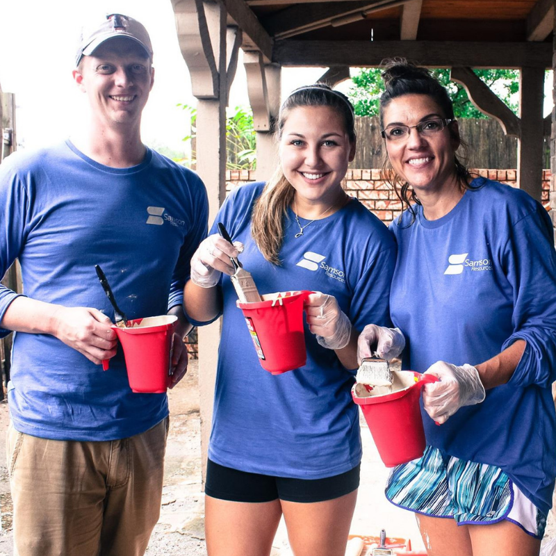 Service Days - We need groups to spruce up our properties by planting flowers, helping with yard work, and painting apartments. We will announce these dates and projects throughout the year.