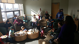Indigenous caucus at NOFA VT