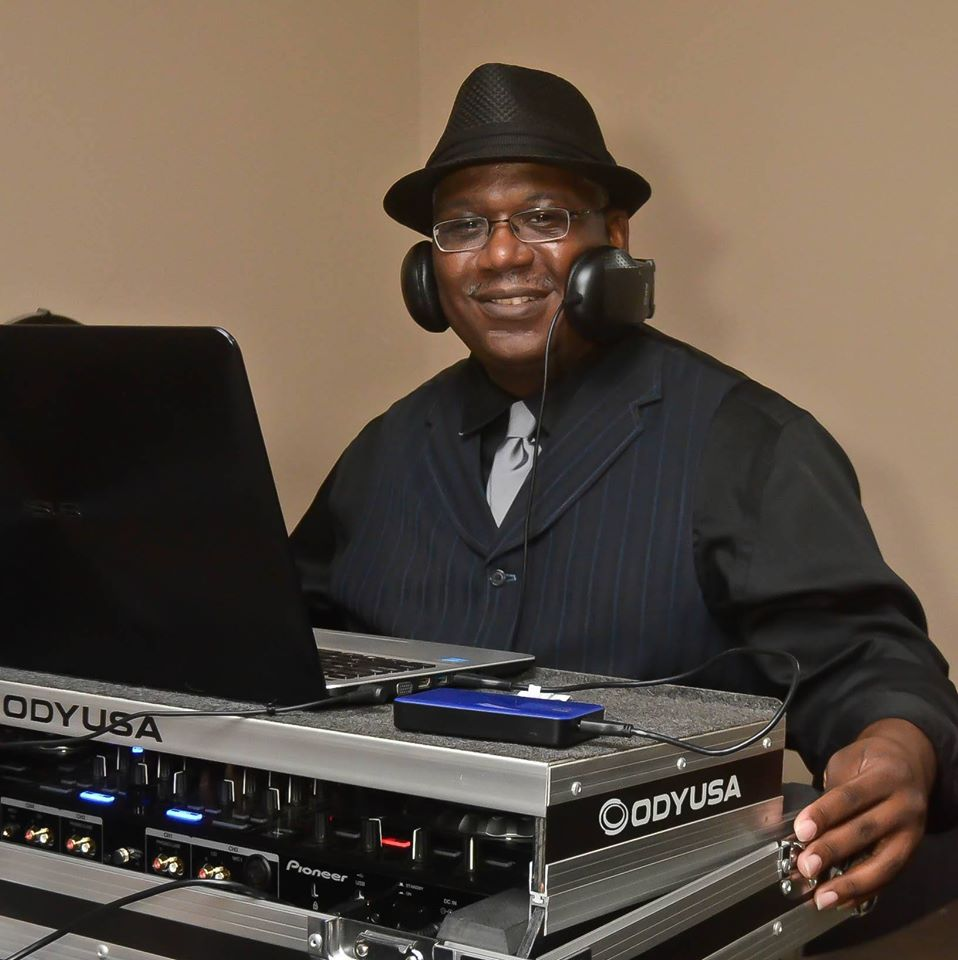 "James  ""DJ J3"" Johnson Jr. • DJ"