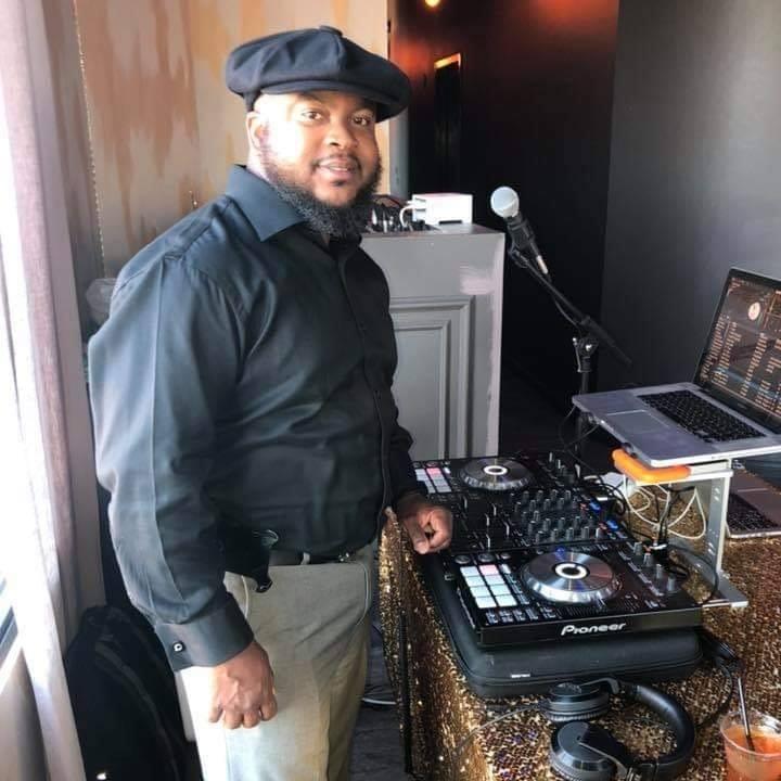 "LaQuinton ""DJ Craz-eq"" Charles  • DJ"