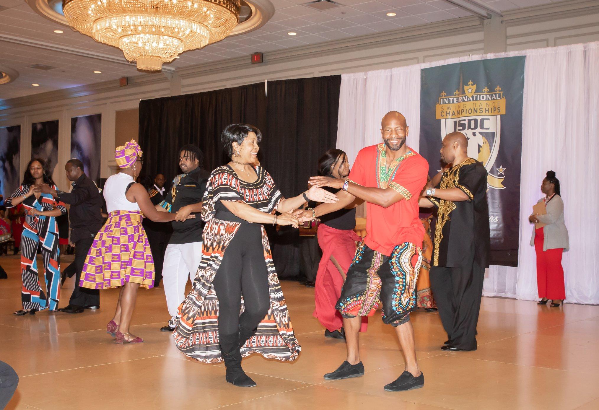 International Swing Dance Championships