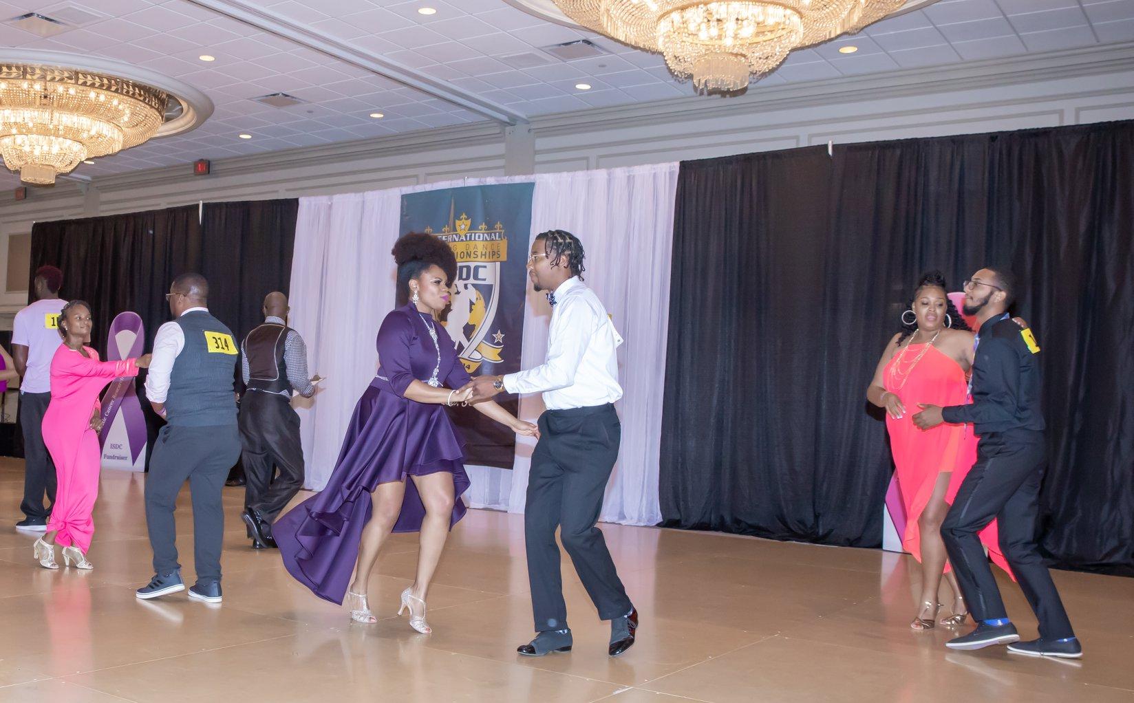 Registration International Swing Dance Championships