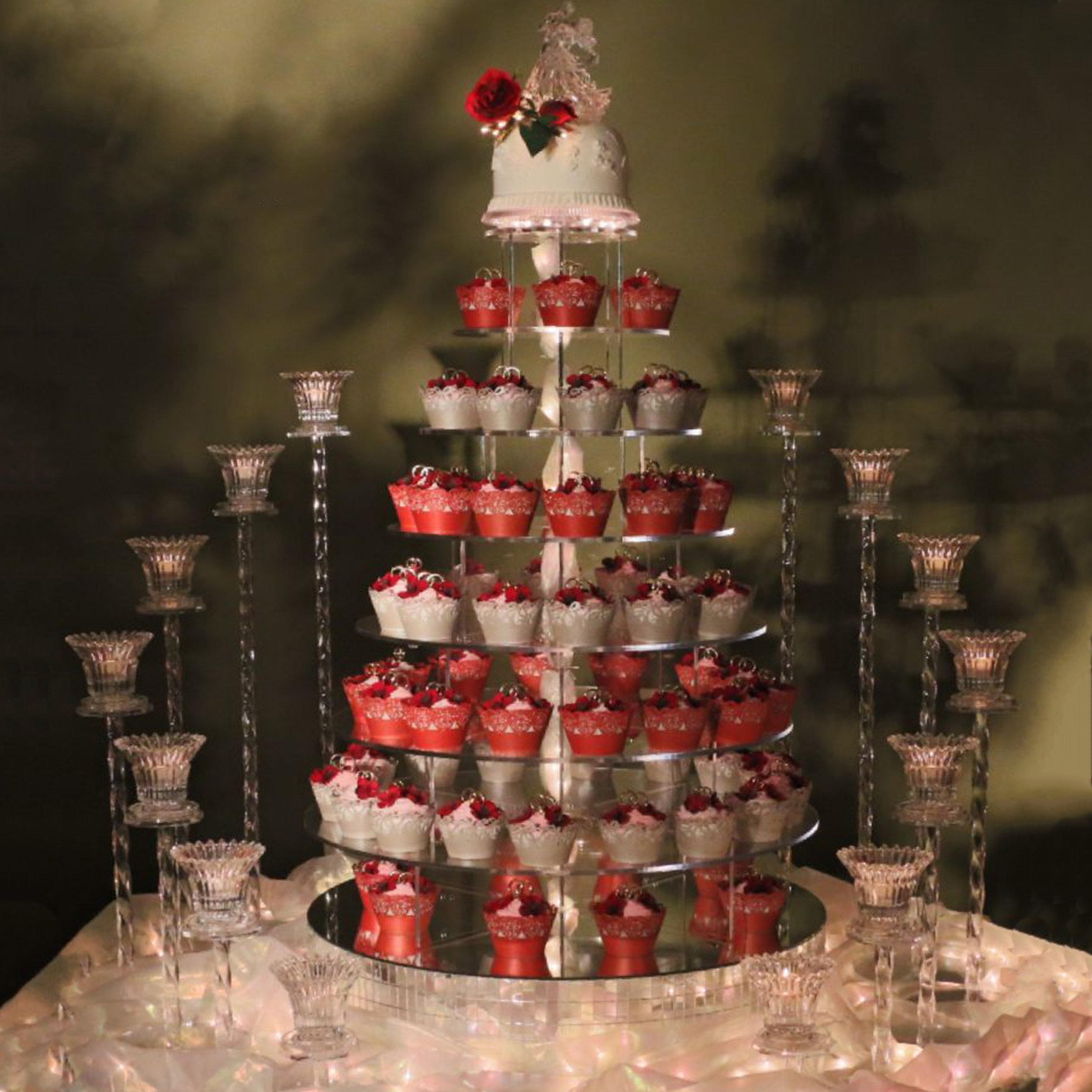 Cupcake Castles