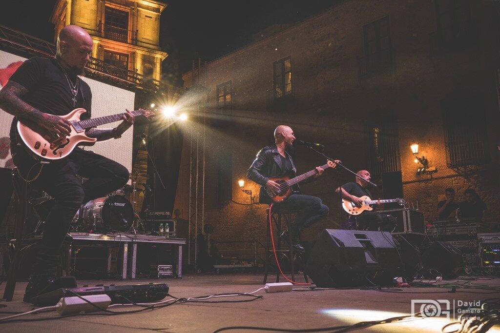 Sôber concierto acústico en la ciudad de Toledo. - Fotos: David Gamero