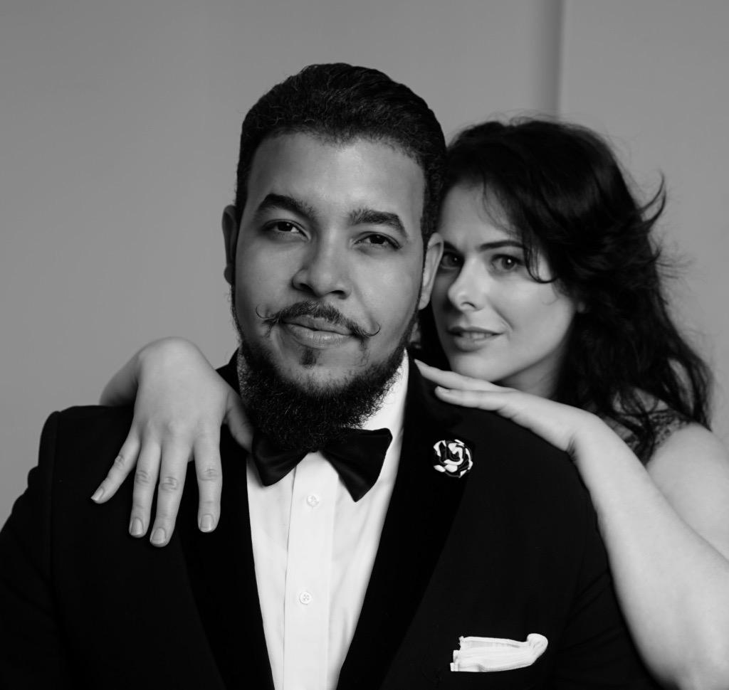 Jose Heredia & Rachel Hippert