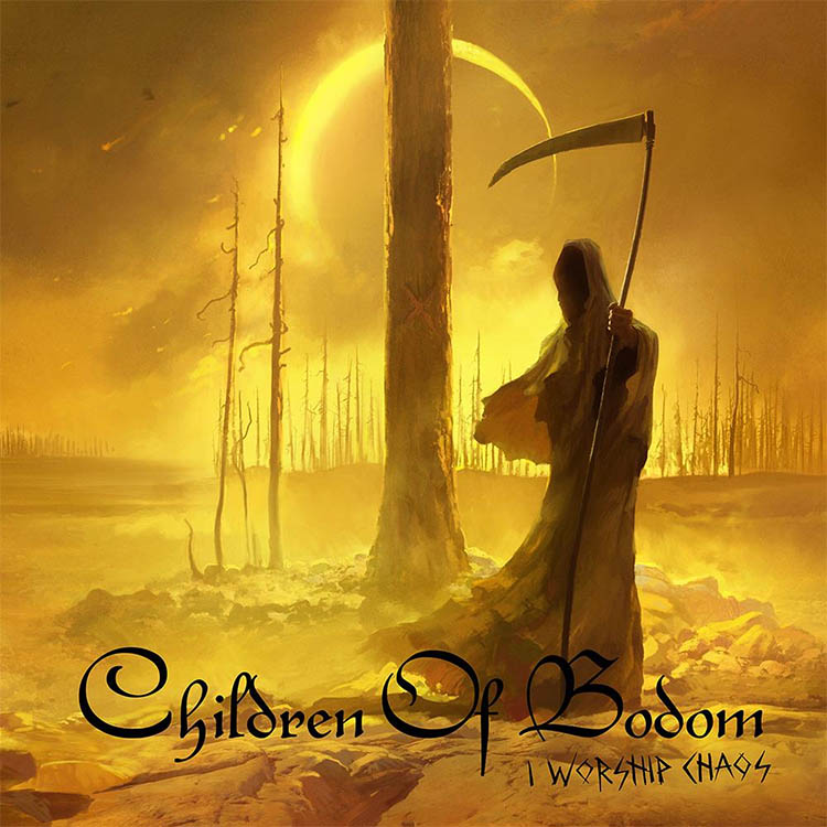 Children Of Bodom - I Worship Chaos Album