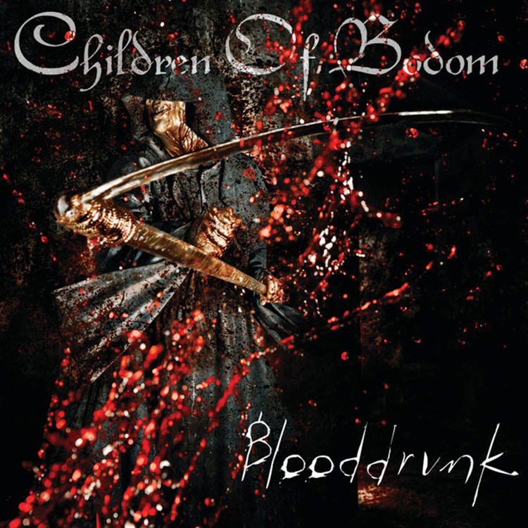Children Of Bodom - Blooddrunk 2008