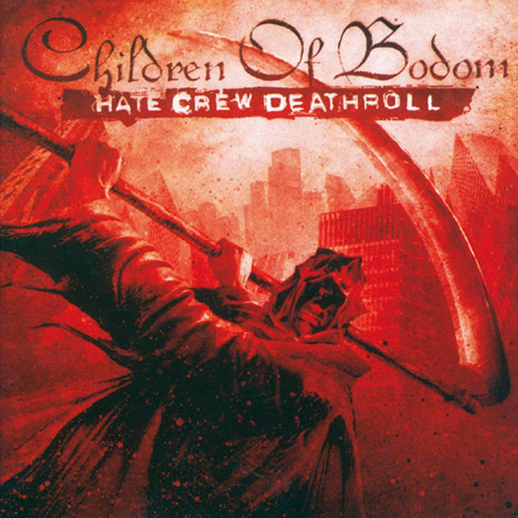 Children Of Bodom - Hate Crew Deathroll 2003