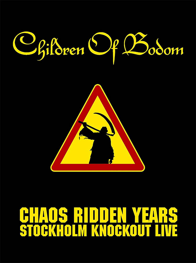 Children Of Bodom - Chaos Ridden Years - Stockholm Knockout Live 2006
