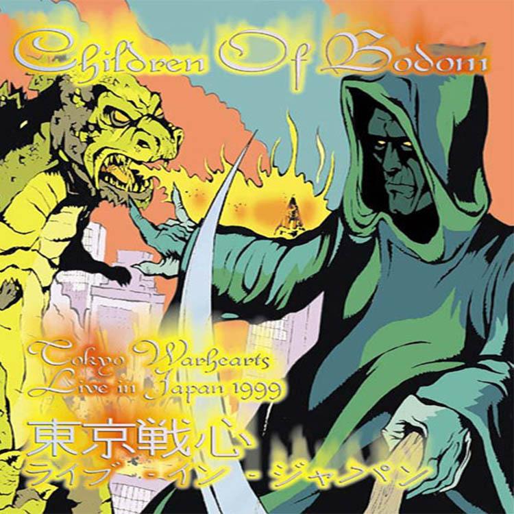 Children Of Bodom - Tokyo Warhearts - Live in Japan 1999