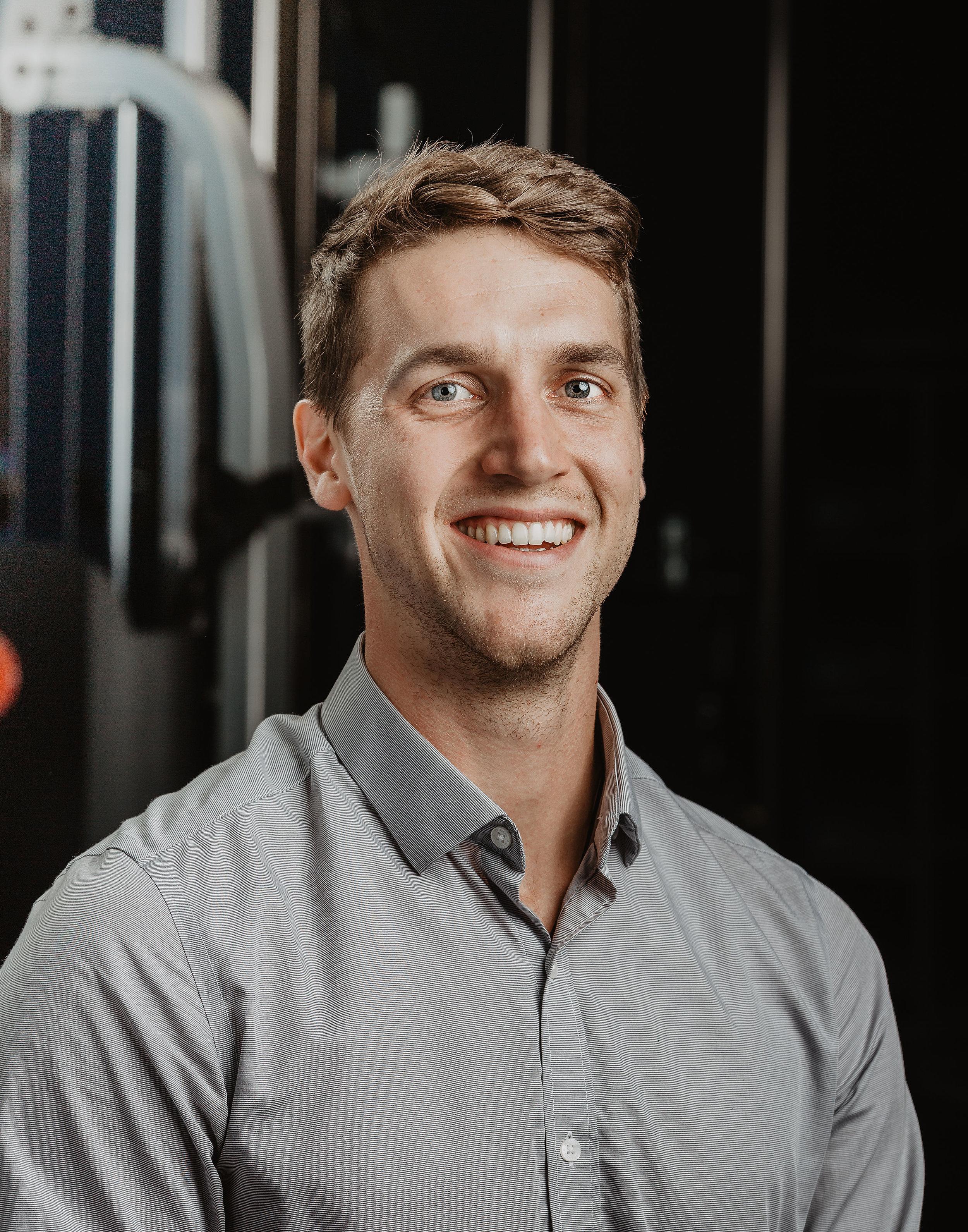 Daniel DeBruyne - Physiotherapist
