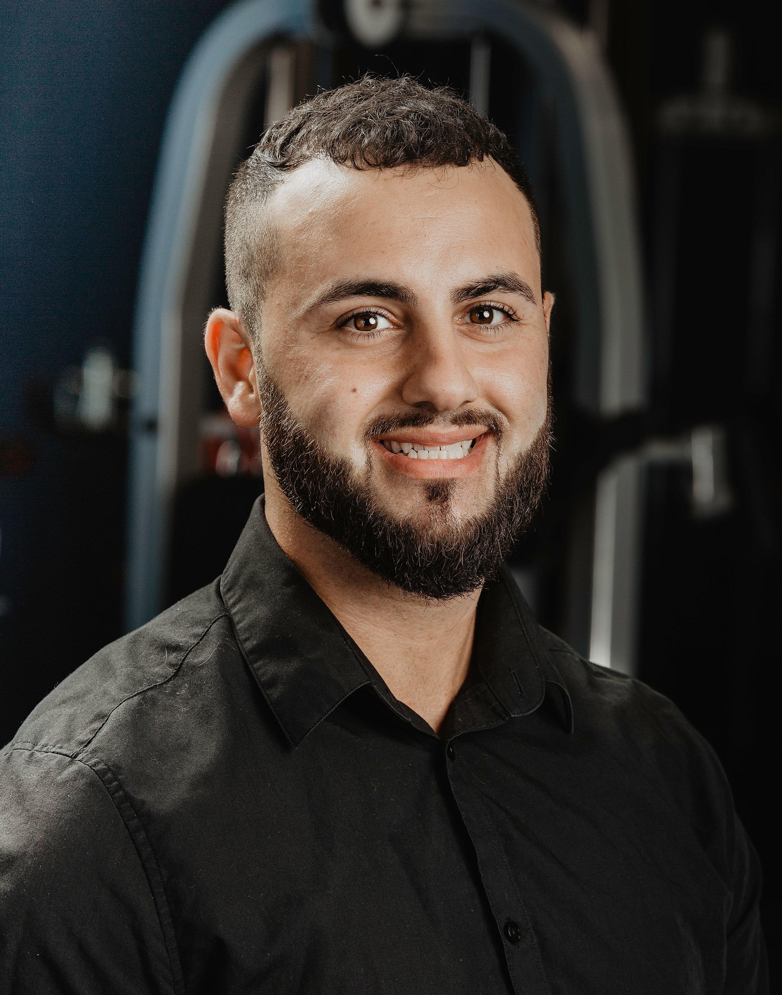 Jay Farhat - Registered Massage Therapist