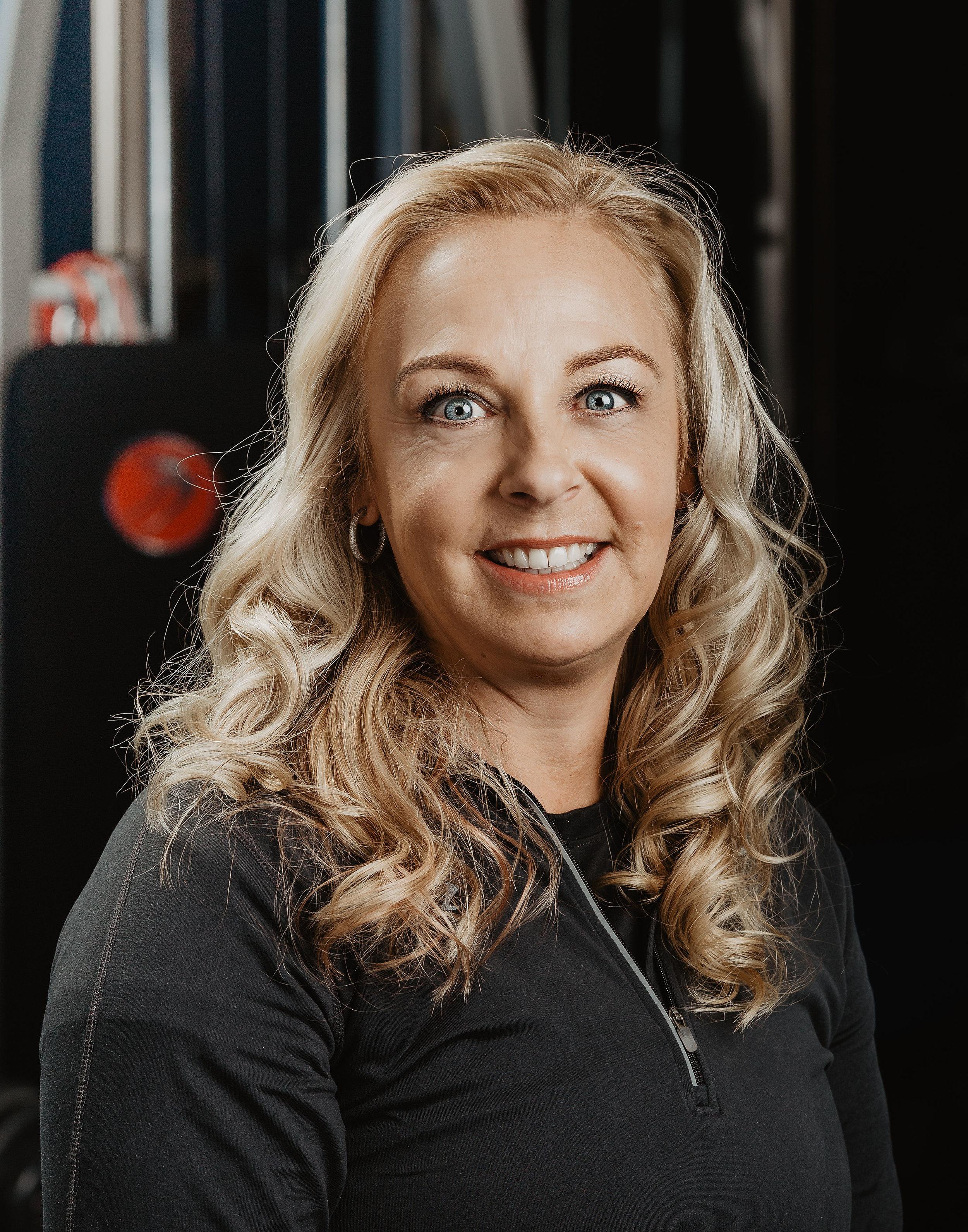 Karina Spencer-Yap - Personal Trainer