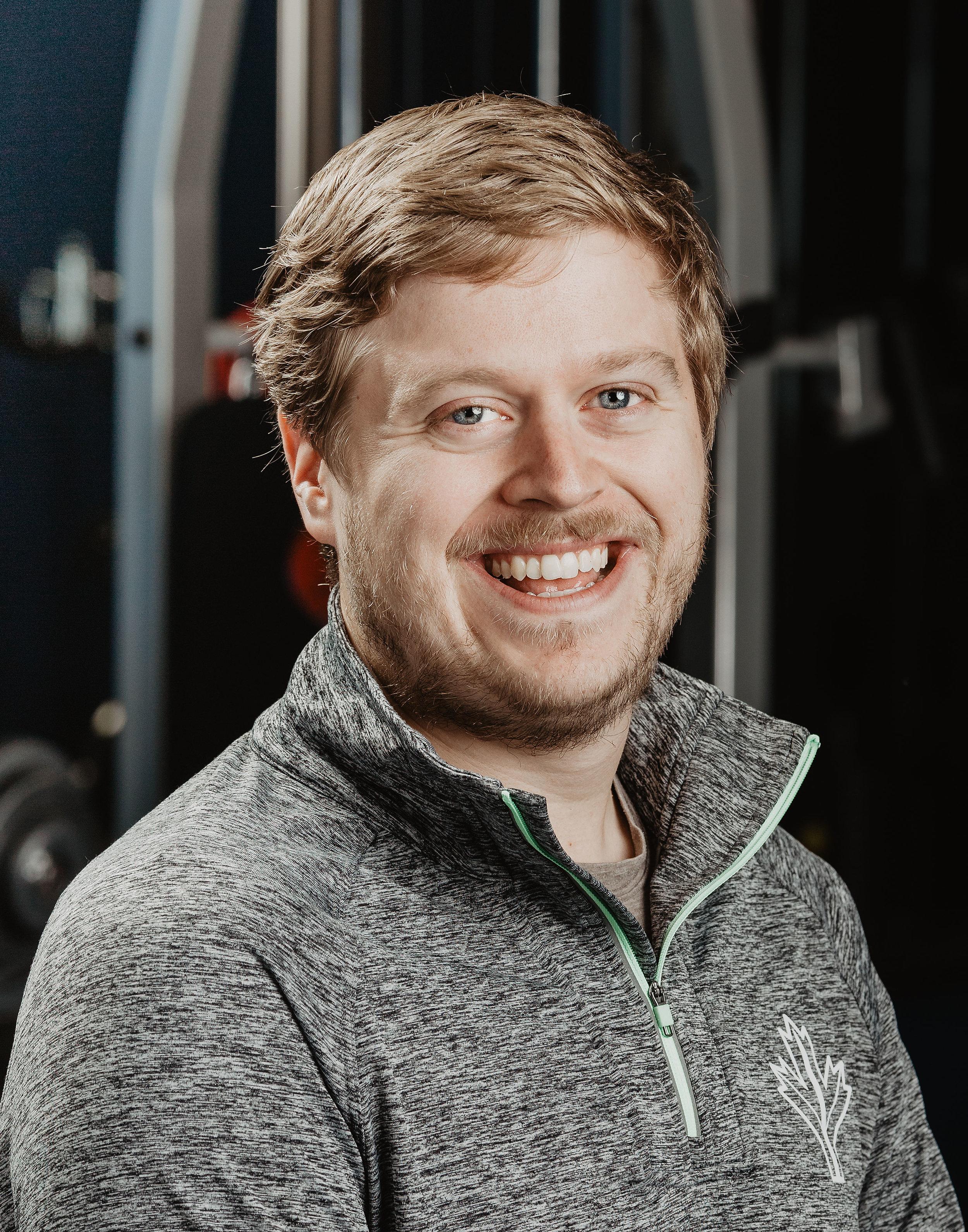 Matthew Marini - Sport Psychologist