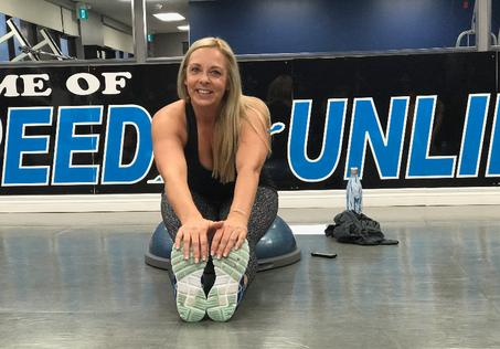 Karina - Fitness Director