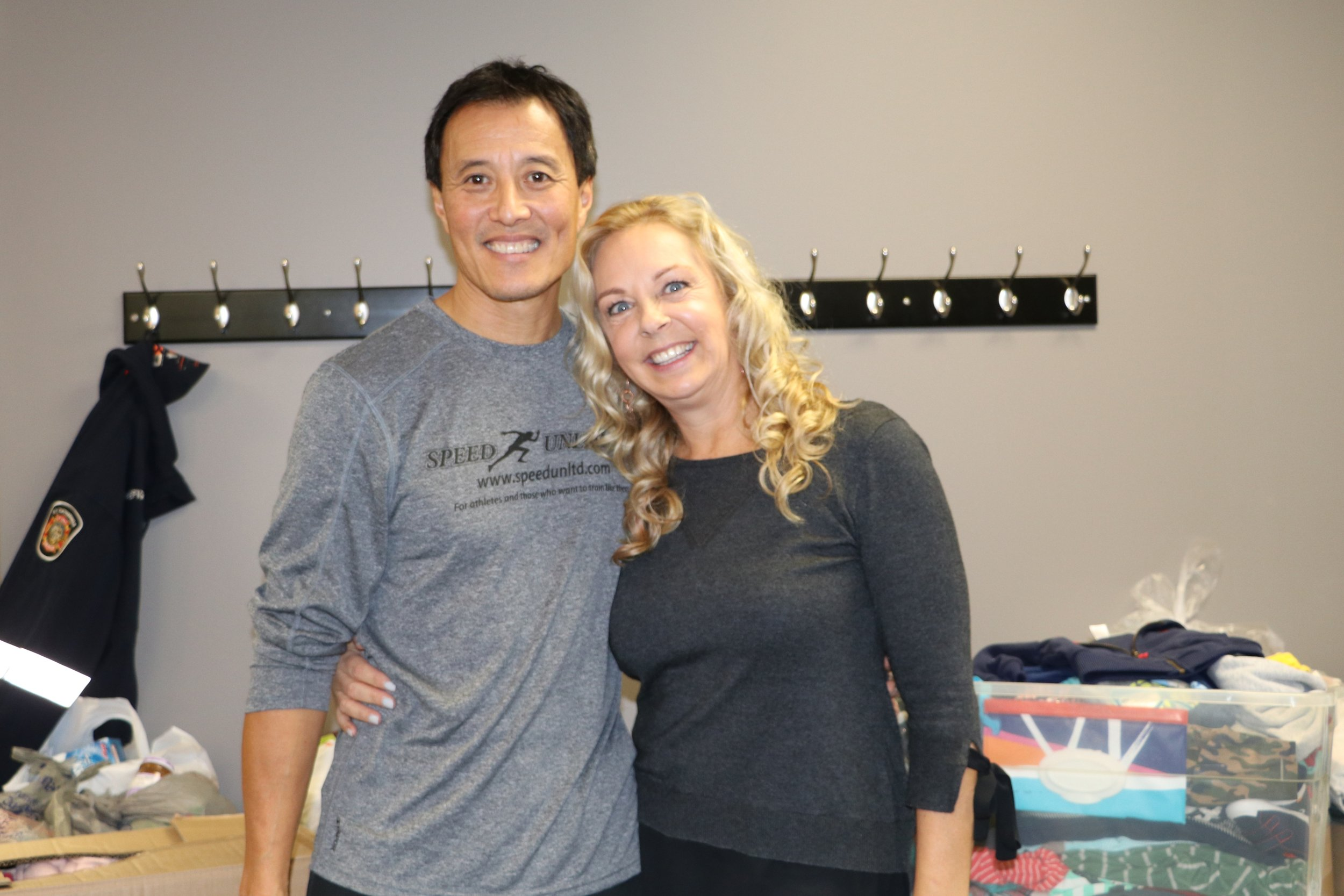 Andrew & Karina - Speed Unlimited Trainers